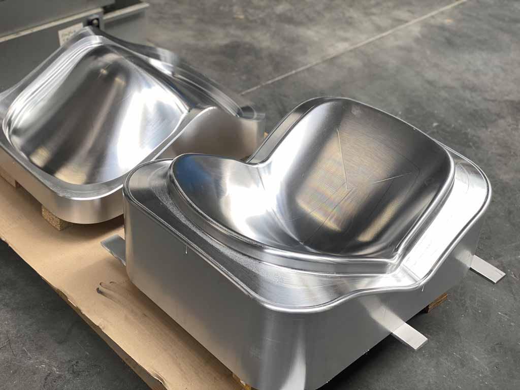 Moule de thermocompression aluminium