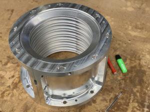 Outillage de coulée en aluminium